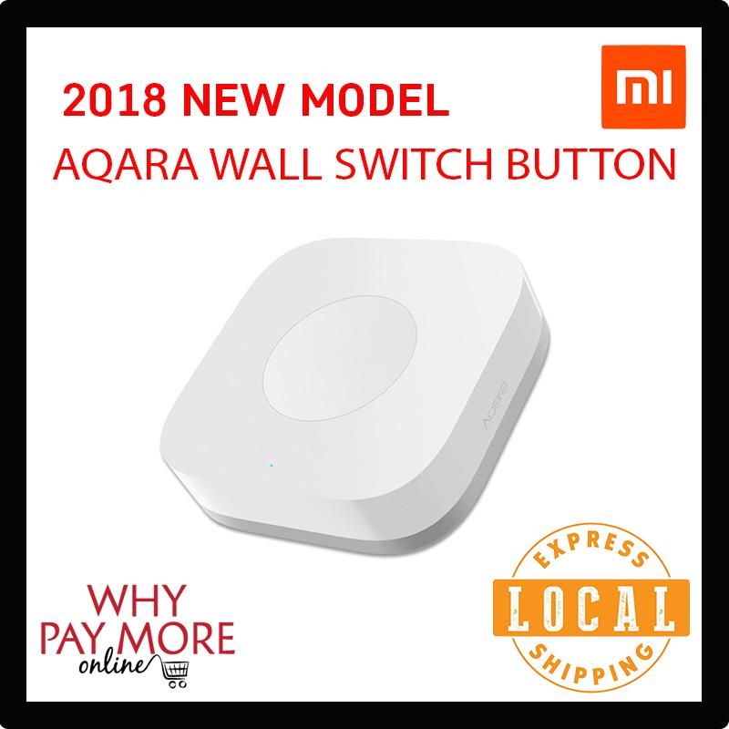 Xiaomi Aqara Wireless Switch Zigbee Gyro Wifi Button Remote