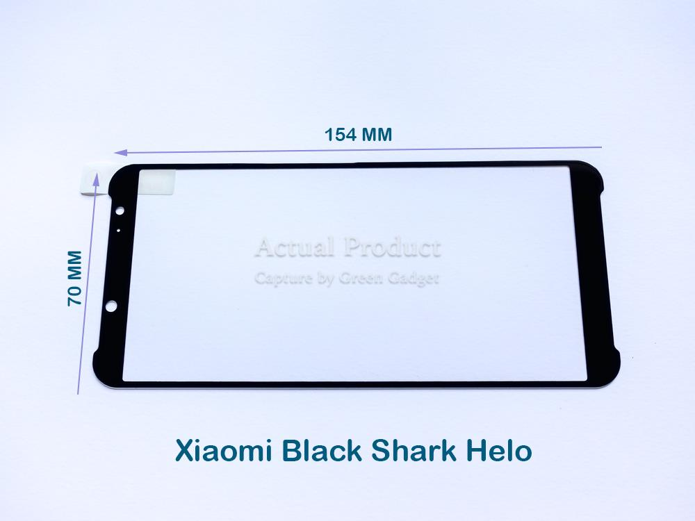 Xiaomi Black Shark Helo Full Glue Screen Protector Tempered Glass