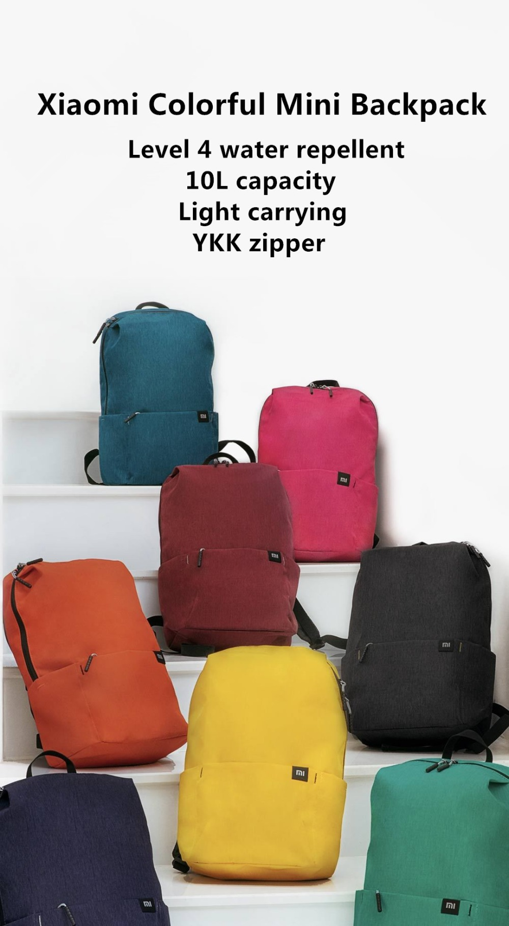 bf016edad316 Xiaomi Colourful Mini Leisure Bag B (end 1 17 2021 12 00 AM)