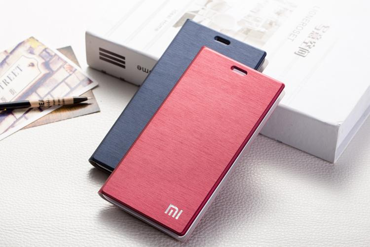 Xiaomi Hongmi Redmi Note Flip Case Cover + Free Screen Protector