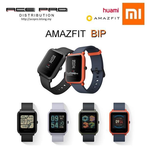 XIAOMI Huami Amazfit BIP Mi Dong Smart Watch Band GLOBAL ENGLISH    CN. ‹ › f23bfd9486b