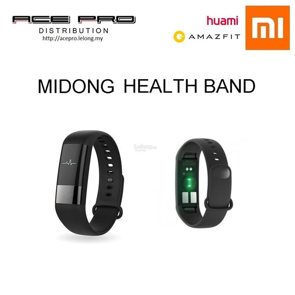 XIAOMI Huami Amazfit Mi Dong Health Band - HRV ECG Smart Fitness Band