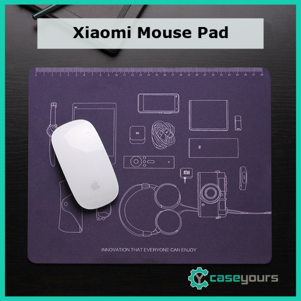 Xiaomi Lifestyle Rubber Soft Small S Mouse Pad Mousepad