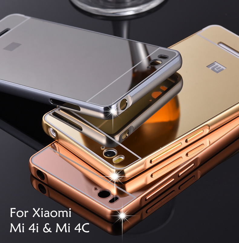 Tempered Glass for Vivo Y51 . Source · Home · Case Aluminium Bumper Mirror For Xiaomi