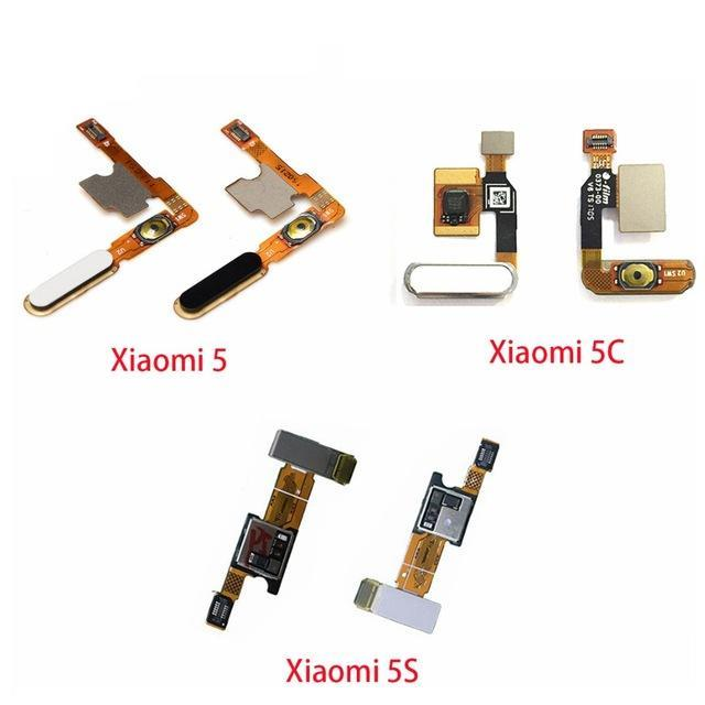 Xiaomi MI 4S 5 5C 5S Home Button Fingerprint Finger print Flex Ribbon