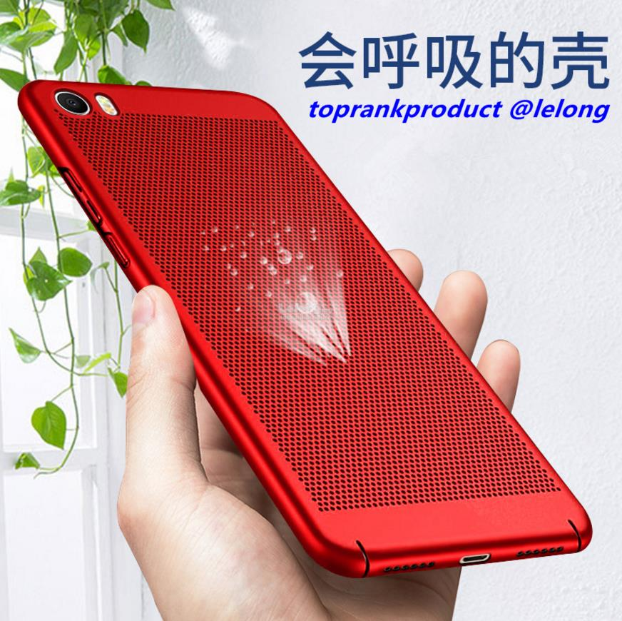 Xiaomi Mi 5 5C 5S 6 Mi5S Mi6 Mi5C Cooling Hard Back Case Cover Casing