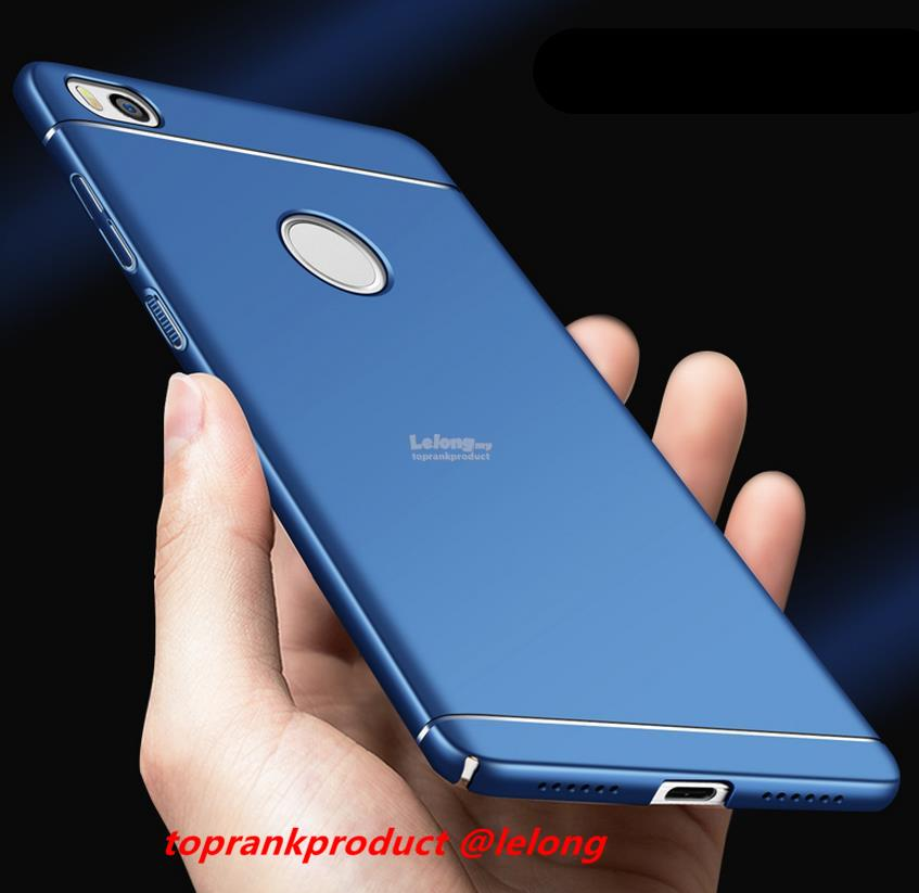 new style 84c95 9521c Xiaomi Mi 5 6 5S Plus Max 2 Full Cover Hard Back Armor Case Casing