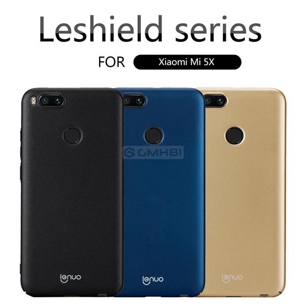 new styles 14608 f095a Xiaomi Mi A1 5X Lenuo Frosted Shield Ultra Slim Hard Back Cover Case