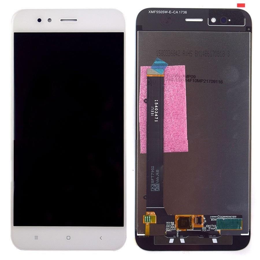 Xiaomi Mi A1 LCD With Digitizer Touch Screen / Repair ( White )