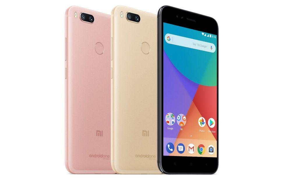 Image result for 3. Mi A1(4GB RAM)