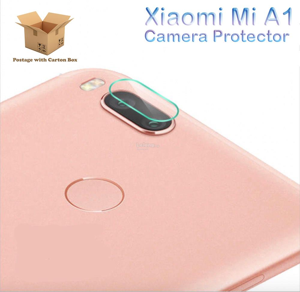 Xiaomi Mi A1 Tempered Glass Camera Protector