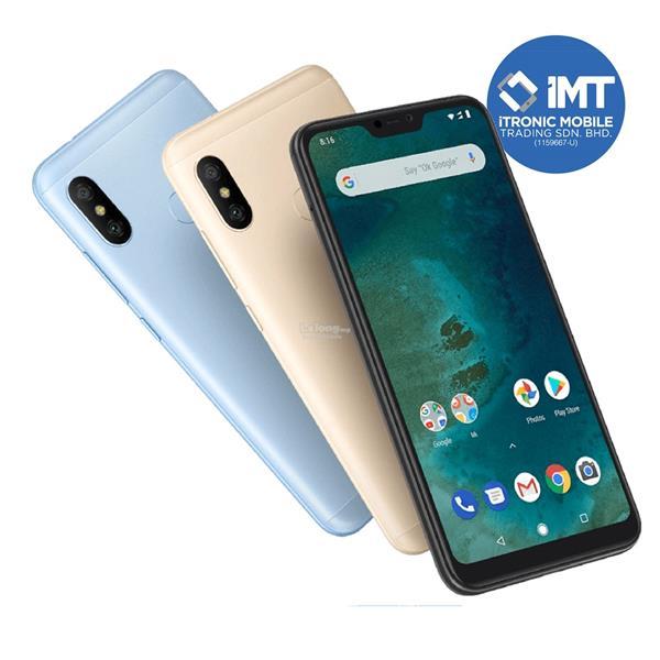 Xiaomi Mi A2 Lite 3gb 32gb 4gb End 7 27 2019 2 15 Pm