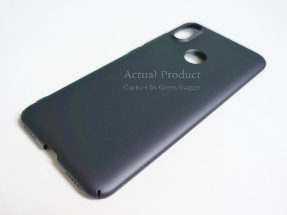 Xiaomi Mi A2/Mi 6X Case Cover Thin Fit Hard(Black)