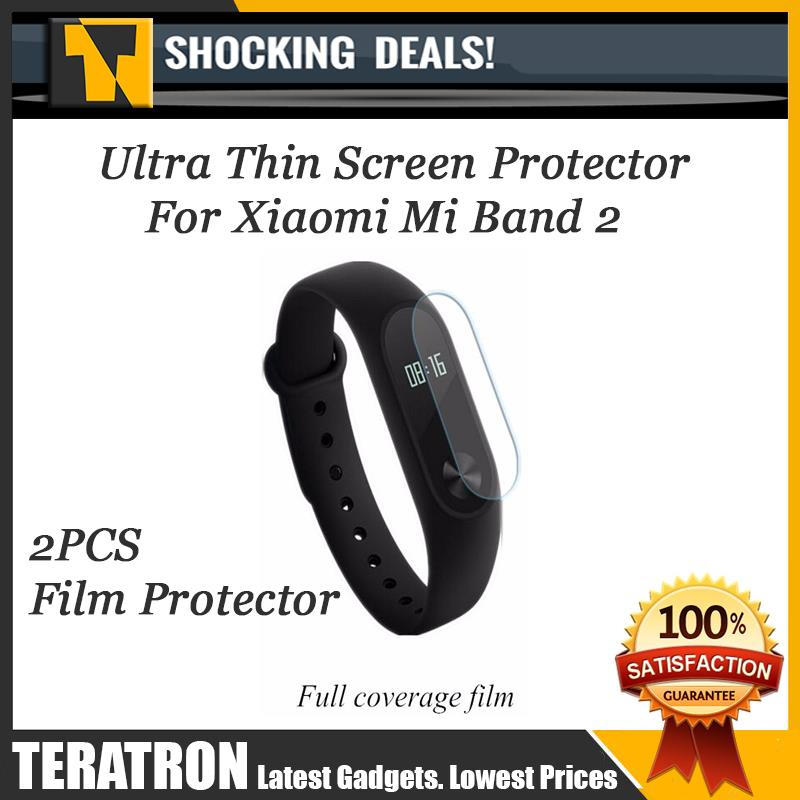 Xiaomi Mi band 2 Screen Protector 2PCS