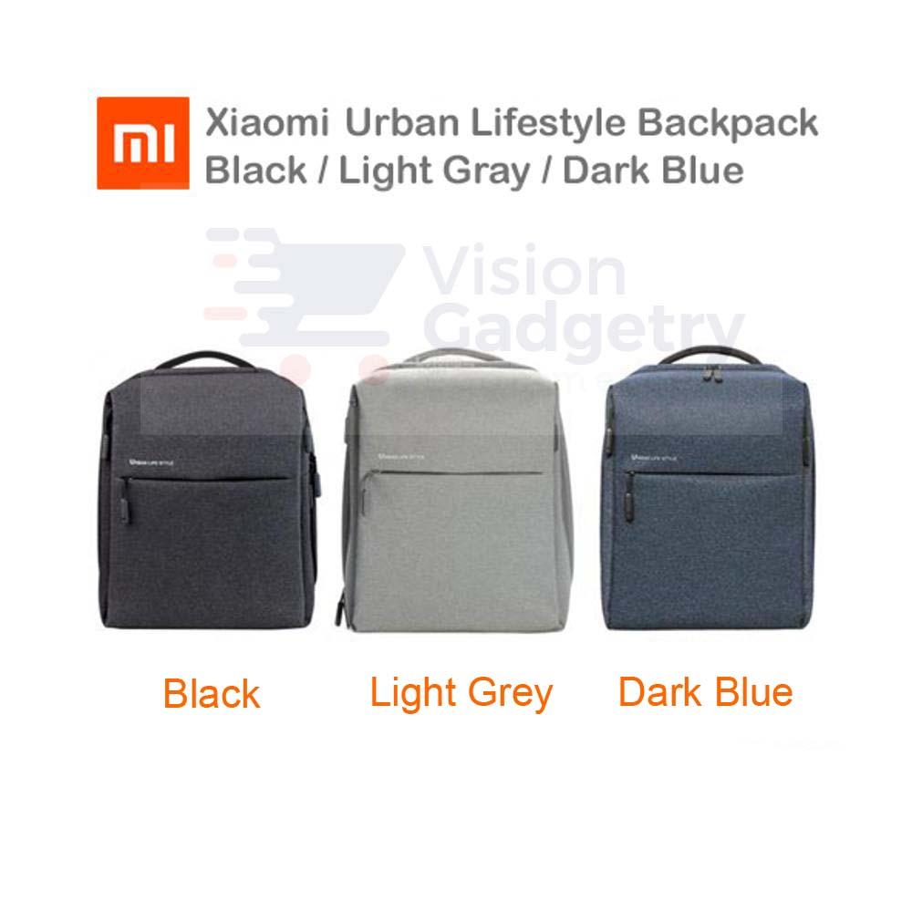 Xiaomi Mi City Urban Lifestyle Minimalist Backpack Laptop Bag. ‹ › 8312f318c0324