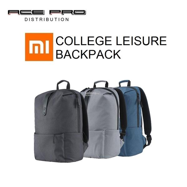 752385d97055 XIAOMI Mi College Leisure Backpack  (end 8 30 2019 5 57 PM)