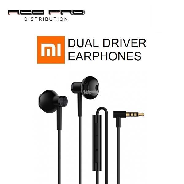 8ef37143b81 XIAOMI Mi Dual Driver Earphones 3.5mm 90° plug / Type-C - Half. ‹ ›