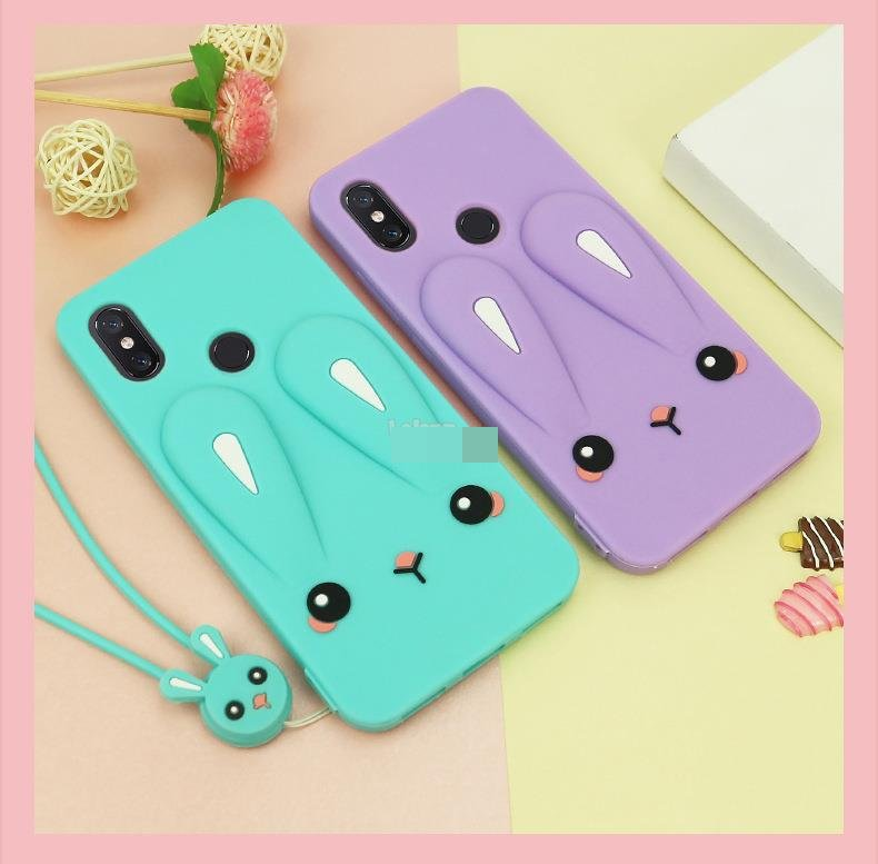 Xiaomi Mi Max 2 3 Max3 Soft Silicone ShakeProof Back Case Cover Casing
