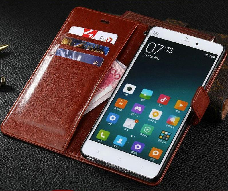 Xiaomi Mi Max 2 MiMax2 Flip Card Slot PU Leather Case Cover Casing