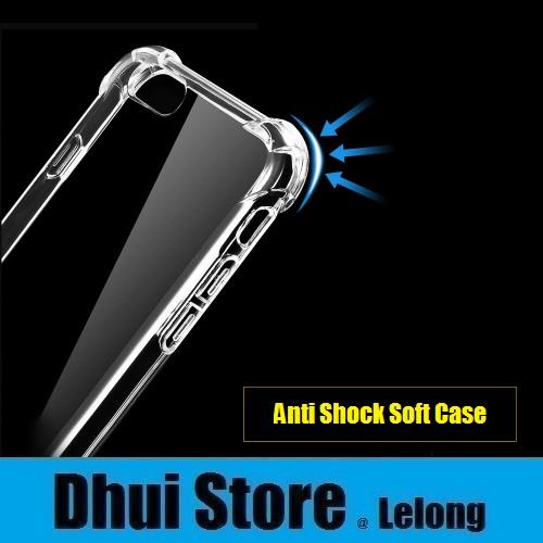 Xiaomi Mi Max 3 Air Cushion Anti Shock Transparent Soft Case