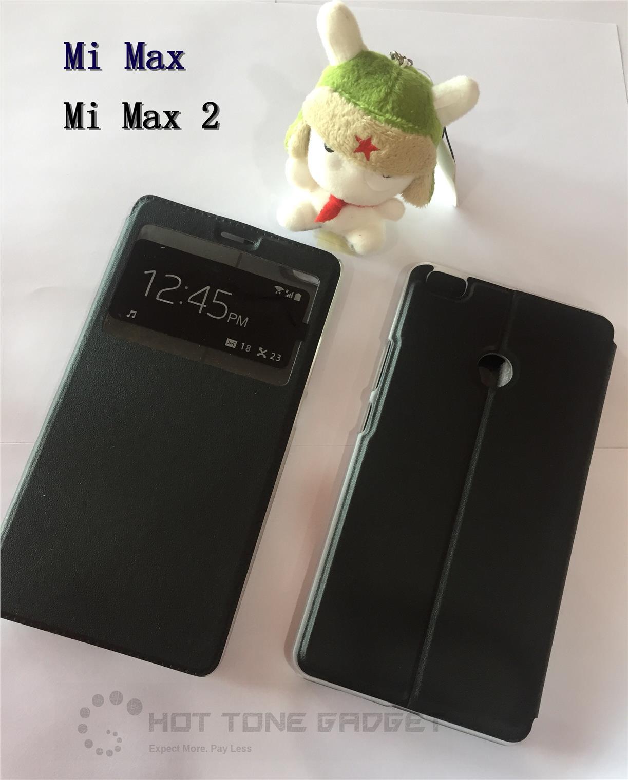 hot sale online dedea 3de91 Xiaomi Mi Max Mi Max2 SView Flip Cover