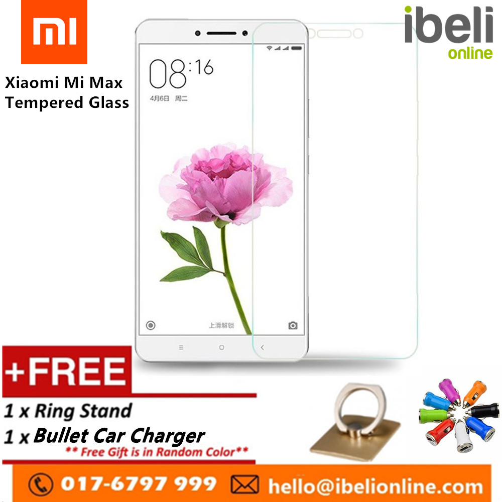 Xiaomi Mi Max Premier Hd 9h Tempered End 6 28 2019 602 Pm Glass Free Iring Phone Stand Bullet