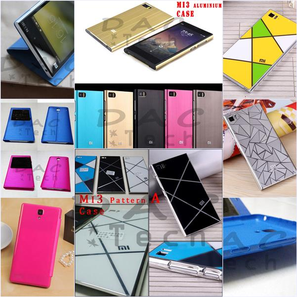 best sneakers e2534 4047c Xiaomi mi Mi3 redMi 1s HongMi Mi Note Flip Cover Case