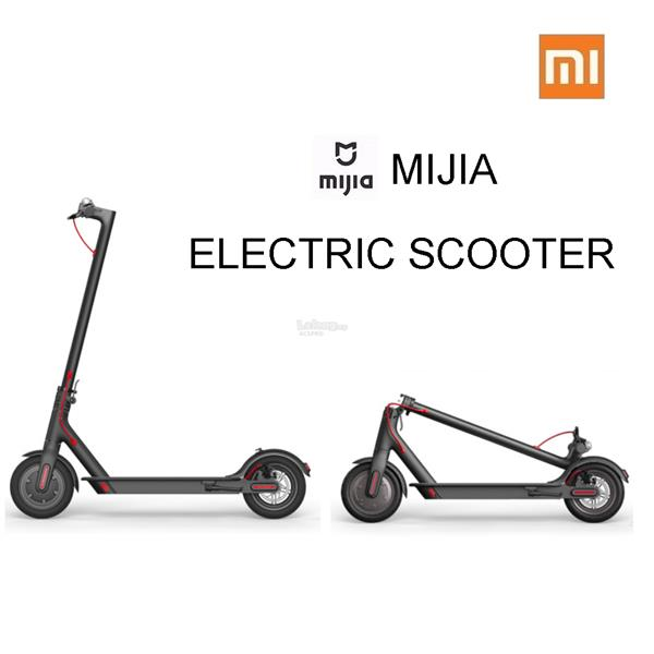 xiaomi mi mijia electric scooter mi end 12 31 2019 4 15 pm. Black Bedroom Furniture Sets. Home Design Ideas