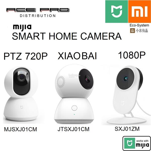 XIAOMI Mi MIJIA Smart Home Camera 1080p 360° PTZ WiFi IP Cam CCTV ANTS