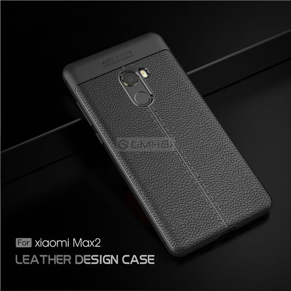 new product 1c7f1 b963a Xiaomi Mi Mix 2 LYCHEE Rugged Tough Slim Armor TPU Bumper Back Case