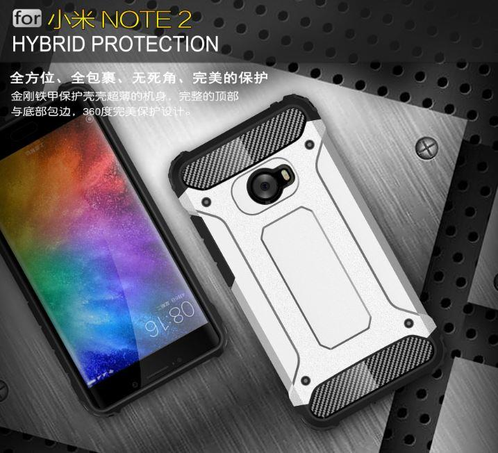new concept e408b e1938 XIAOMI MI MIX / MI NOTE 2 CUSHION SHOCK ABSORPTION Case