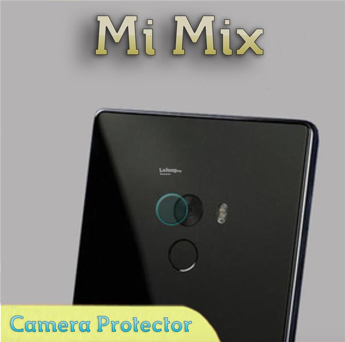 XiaoMi Mi Mix Tempered Glass Camera Protector