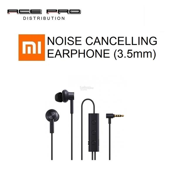 7b6c51b63c0 XIAOMI Mi Noise Cancelling Earphones (3.5mm) - In-Ear Earphone. ‹ ›