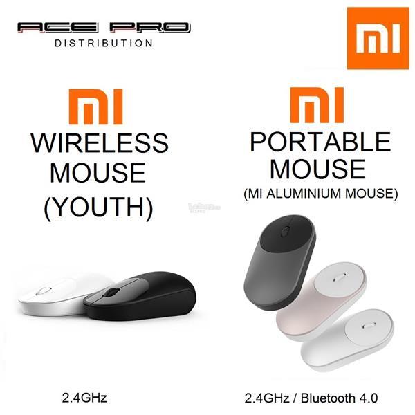 8fb63bd6fc8 XIAOMI Mi Portable Mouse Bluetooth 4.0 + 2.4GHz, Mi Wireless Mouse RF. ‹ ›