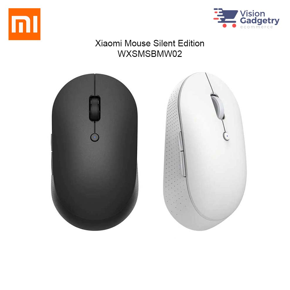 Xiaomi Mi Silent Edition Mouse Bluetooth 2.4G Wireless Side Buttons 13