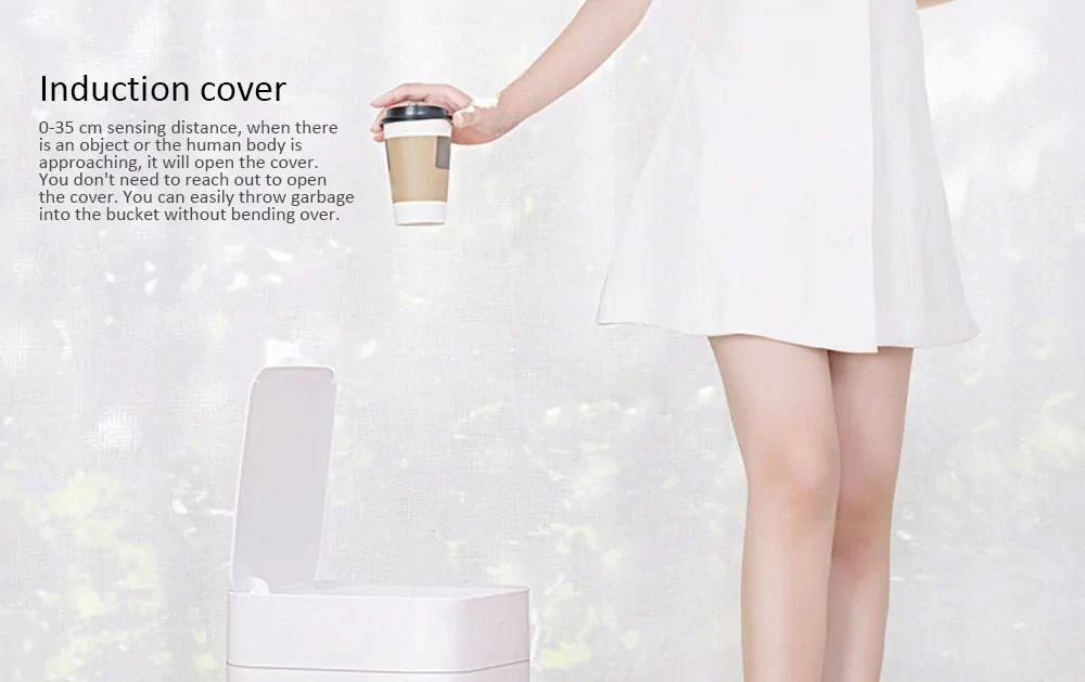 Xiaomi Mi Townew T1 Smart Trash Can Auto Sealing and Motion Sensor