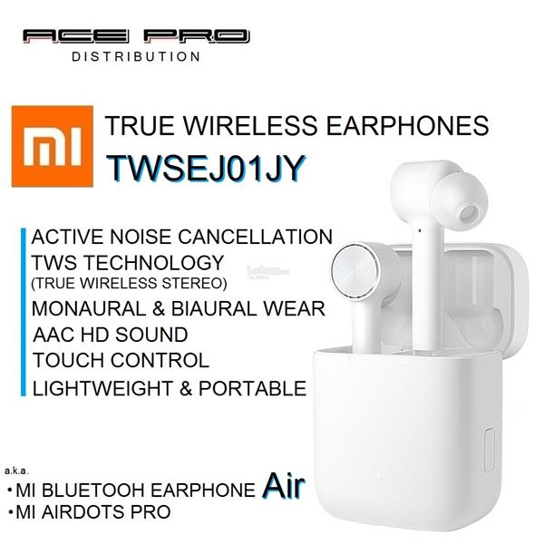 XIAOMI Mi True Wireless Earphone (Bluetooth Headset Air | Airdots Pro)