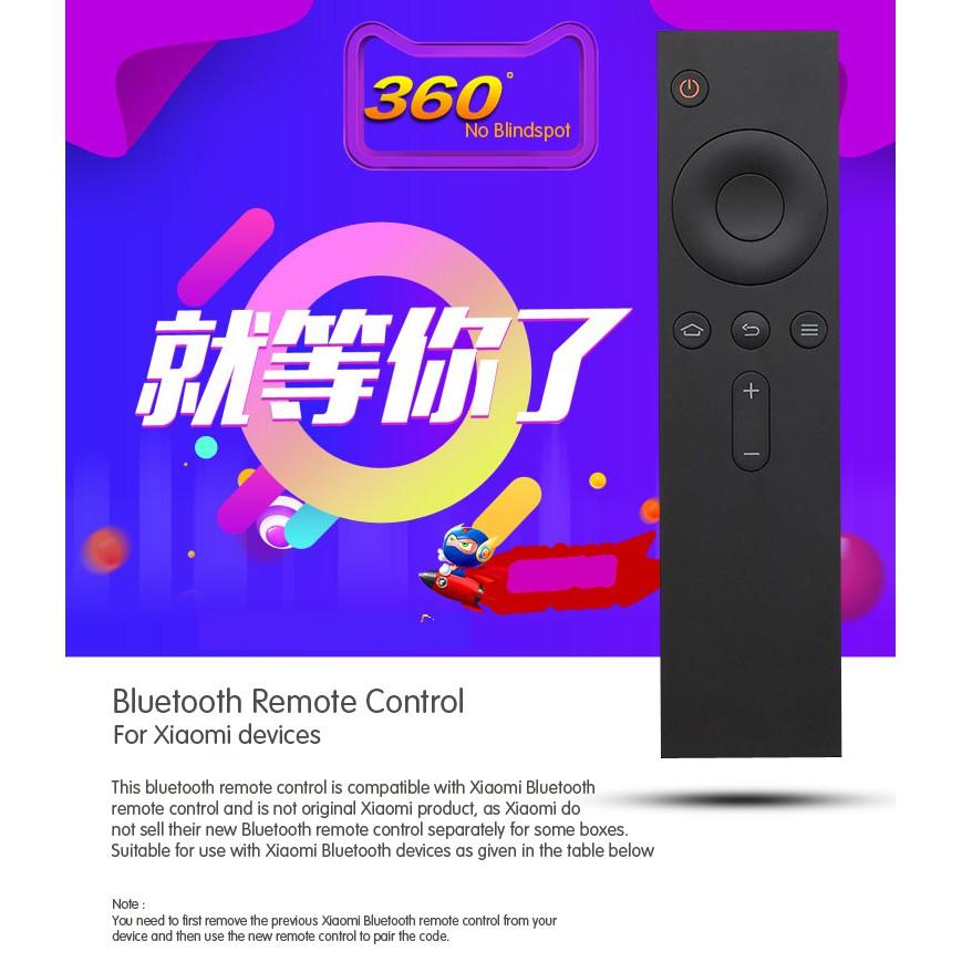 Xiaomi Mi TV MiTV TV Box MiBox Bluetooth Remote Control