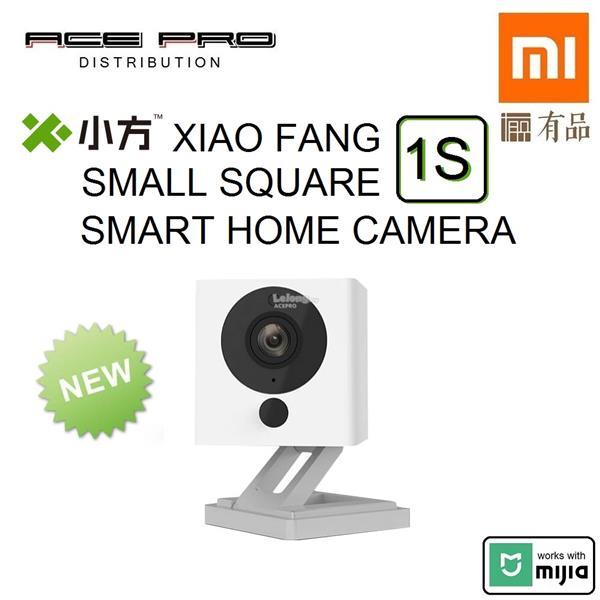 XIAOMI Mi Xiao Fang Small Square Smart Camera v1 / 1S - XiaoFang CCTV