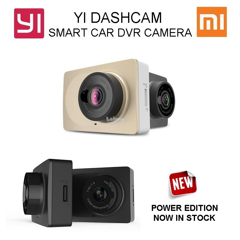 XIAOMi Mi XIAOYI Yi Smart Car DVR Camera Recorder Dashcam *ENGLISH
