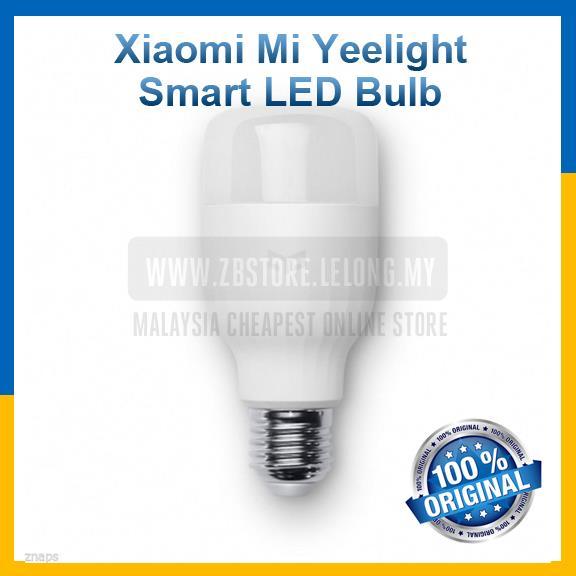Xiaomi Mi Yeelight LED Smart Light Bulb App Wifi Remote Control Lamp