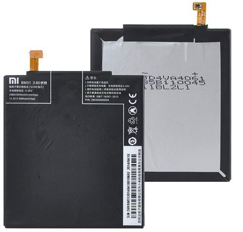 XIAOMI MI3 BATTERY RM80 WITH INSTALLATION GOOD QUALITY