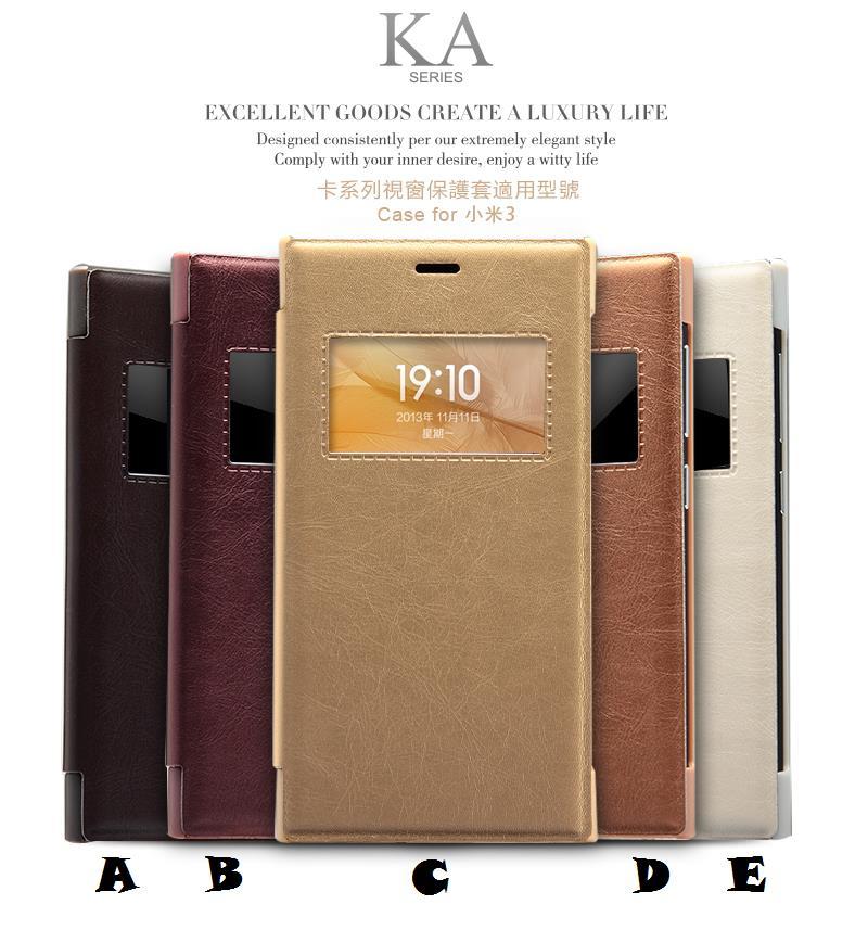 sale retailer 1447c 3c2c6 Xiaomi Mi3 Mi 3 SMART Kalaideng KA Ultra Thin Case Cover *FREE SP*