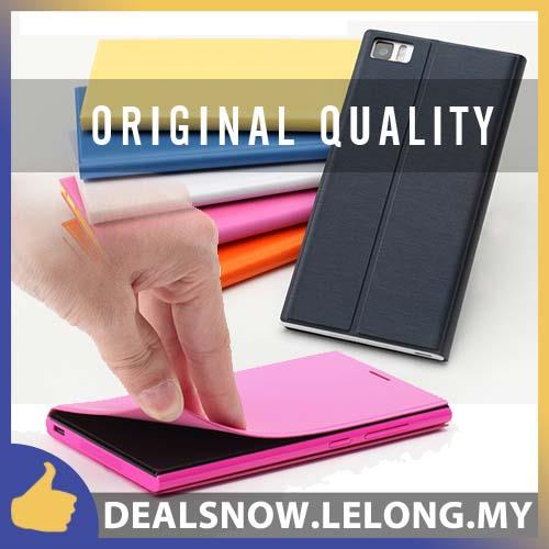 free shipping a48f4 03623 Xiaomi Mi3 Mi4 Redmi 1S Note Smart Stand Flip Cover Case Casing