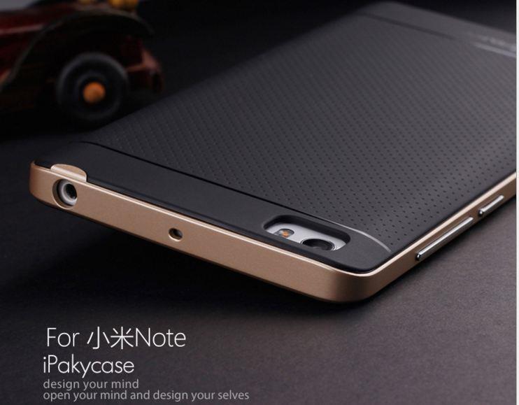 competitive price 1c529 a6dab XiaoMi Mi4 Mi4i Redmi Note Mi Note Pro iPaky Hybrid Case Cover