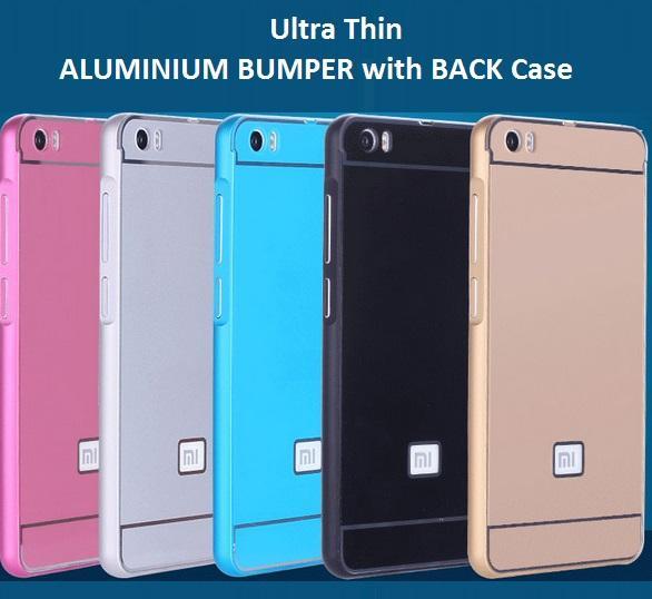 timeless design 6874e 1522e Xiaomi Mi4i Mi4c Redmi 2 Note 2 4G Metal Aluminium Bumper Case Cover