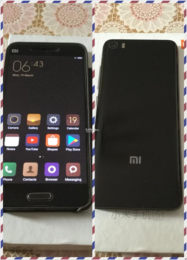 Xiaomi Mi5 64gb Black Global