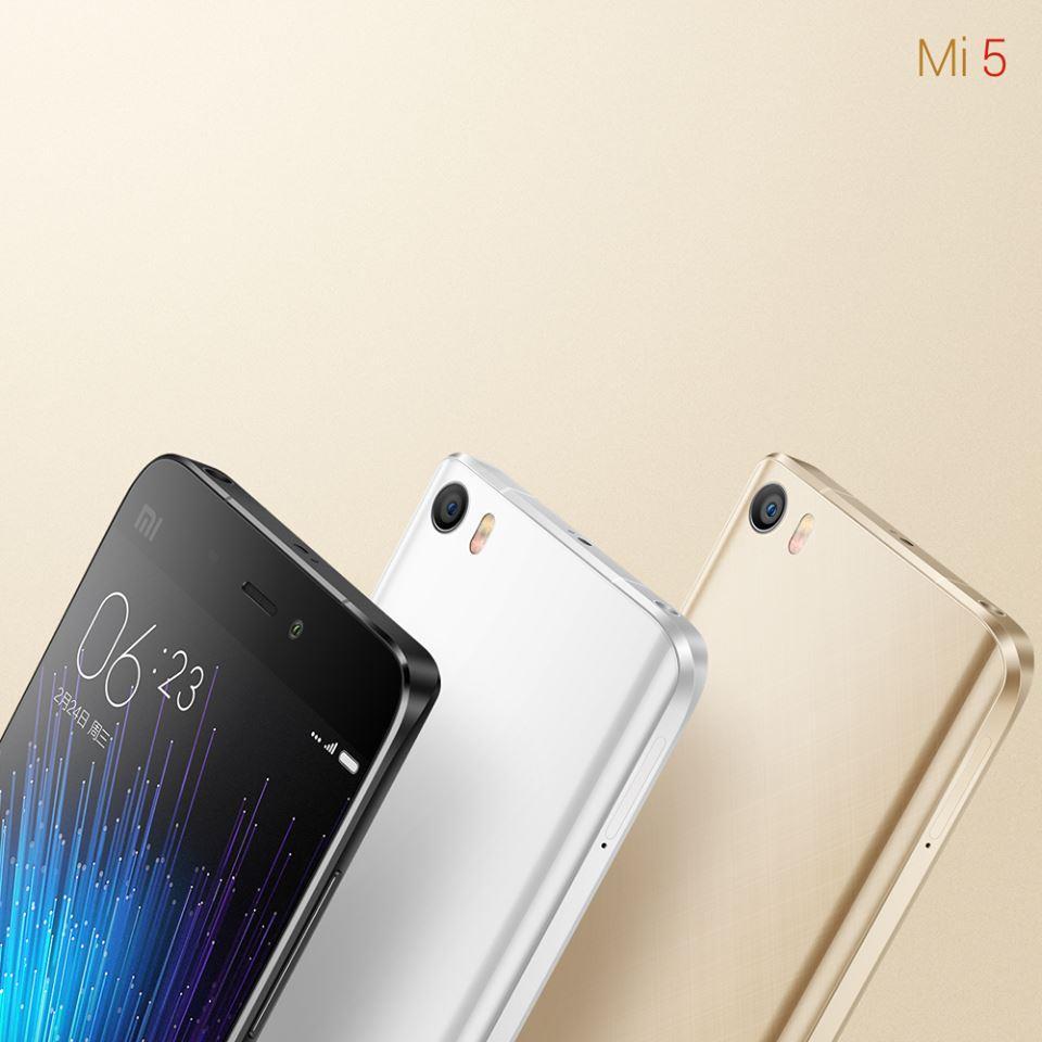 Xiaomi Mi5 Mi 5 3GB RAM 64GB ROM Official GLOBAL