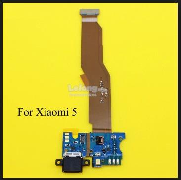 Xiaomi Mi5 Mi 5 USB Charging Port Board Flex Cable Mic Connector Part