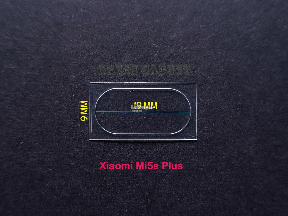 Xiaomi Mi5s Plus Tempered Glass Camera Protector